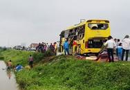 Tai nạn liên hoàn 4 ô tô trên đường nối cao tốc Ninh Bình- Cầu Giẽ
