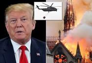 Lý do bất ngờ khiến cứu hỏa không thể xả nước từ trên cao xuống để chữa cháy cho Nhà thờ Đức Bà