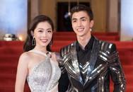 Dàn hoa hậu tham dự giải Cống hiến, Á hậu Phương Nga mạnh dạn sánh đôi cùng bạn trai Bình An