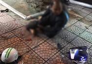 Hà Nội: Xe chở rác tông liên hoàn các phương tiện đang dừng đèn đỏ, 2 người trọng thương