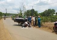 Tông vào xe máy chở tôn, người đàn ông bị cắt đứt cổ tử vong