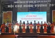 Hội chợ Hùng Vương 2019 – đẩy mạnh vận động dùng hàng Việt