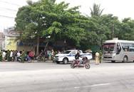 Hà Tĩnh: Bị chặn xe khách, một người nổ súng uy hiếp