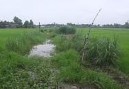 Hà Tĩnh: Một người phụ nữ bị điện giật tử vong bên mương nước