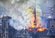 Lịch sử đằng sau tháp nhọn bị thiêu rụi của nhà thờ Đức Bà Paris