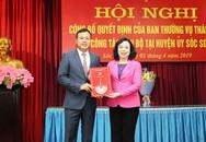 Con trai nguyên Bí thư HN Phạm Quang Nghị làm Phó Bí thư huyện Sóc Sơn