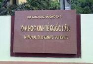 ĐH Kinh tế quốc dân, HV Tài Chính tiếp tục xóa tên 6 thí sinh trúng tuyển đến từ Sơn La, Hòa Bình