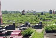 Hải Phòng: Thiếu chỗ chôn, nhiều xã đem lợn chết chôn trong nghĩa trang thôn