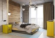3 mẫu thiết kế phòng ngủ tràn ngập chất nghệ thuật đương đại