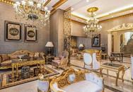 Biệt thự xa hoa như cung điện nhưng bán chỉ 47 tỷ đồng