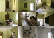 """Ngỡ ngàng với sự """"lột xác"""" của căn hộ tập thể 50m² sau khi được cải tạo và sửa chữa ở Hà Nội"""