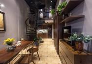 Ngôi nhà vừa hiện đại, vừa ấm cúng lại gợi nhớ về những ngày xưa êm đềm ở Hải Phòng