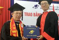 Cụ ông 70 tuổi ở Khánh Hòa tốt nghiệp kỹ sư loại giỏi