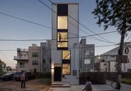 Ngôi nhà 32m² thiết kế như tòa cao ốc mini khiến ai nấy đều trầm trồ