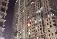 Cháy chung cư The Eratown ở Sài Gòn, mọi người đập cửa tháo chạy