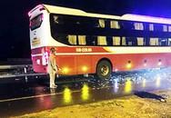 Thiếu tá quân đội tử vong trên quốc lộ sau va chạm xe khách