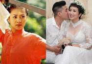"""Đường tình trắc trở của """"cô gái vàng"""" Wushu Thúy Hiền vừa mới lấy chồng"""