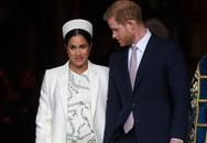 Phát ghen với sự bạo chi chiều vợ Meghan của hoàng tử Harry