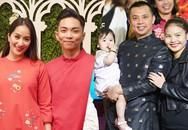 Vợ chồng Khánh Thi hội ngộ vợ con Chí Anh