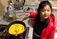 Hương Giang bày chiêu 'dụ' con gái biết luộc rau, rán trứng từ 5 tuổi