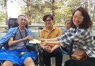 Đại Nghĩa trao tận tay 270 triệu đồng cho nghệ sĩ Lê Bình
