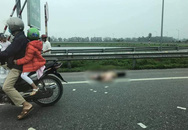 Xe tải tông trúng xe máy chở cả gia đình, bố tử vong tại chỗ, mẹ và con nhỏ nguy kịch