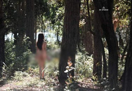 """Bị """"ném đá"""" vì chụp ảnh cưới nude ở Đà Lạt: Cặp đôi lên tiếng trần tình"""