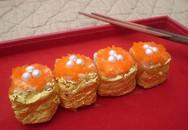 Bánh mì và 9 thực phẩm xa xỉ minh chứng cho việc vàng cũng có thể ăn