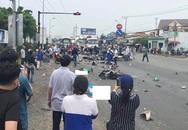 Tai nạn thảm khốc ở Long An, nhiều người chết và hàng chục người bị thương