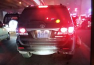 Bộ Công an lên tiếng vụ lái xe biển xanh bỏ chạy sau tai nạn ở Hà Nội