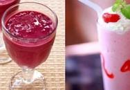 Giảm đau lưng nhờ uống các loại sinh tố này