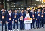 Việt Nam giành 4 huy chương Olympic Vật lí châu Á 2019