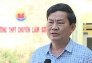 Hiệu trưởng chuyên Lam Sơn xin nghỉ hưu trước tuổi