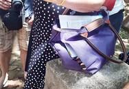 Nữ du khách Tây Ban Nha trình báo bị rạch túi ở Đà Nẵng