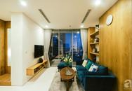 Căn hộ 75m² tọa lạc trên tầng 21 mang đậm phong cách Sài thành