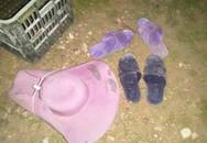 Tìm 2 con về ăn cơm, bố mẹ tá hỏa chỉ thấy dép và đồ dùng các con ở mép đập nước