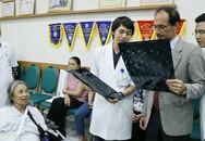 Người đầu tiên ở Việt Nam gãy xương tay phức tạp được chữa theo phương pháp từ Ý