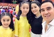 Con gái Quyền Linh 13 tuổi cao gần 170 cm, ra dáng mỹ nhân