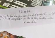 Tìm thấy bé trai 11 tuổi viết thư từ biệt gia đình để đi 'lập nghiệp', nhắn bố đừng đi tìm