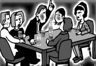 Lo lắng hệ lụy buồn sau cuộc vui họp lớp