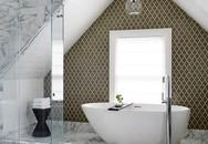 Phòng tắm trên gác mái, ý tưởng thiết kế vừa đẹp vừa độc đáo ngại gì không thử