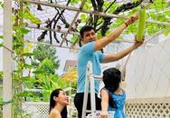 'Nông trại mini' trong biệt thự của Thủy Tiên - Công Vinh