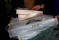 Gần 70.000 bao thuốc lá lậu bị công an thu giữ