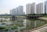 Hà Nội: Hồ điều hoà hàng trăm tỷ ô nhiễm, bốc mùi hôi thối