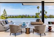 Bên trong biệt thự có giá thuê triệu USD/tháng