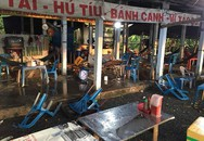 'Chặt chém' rồi đánh khách chảy máu đầu, quán ăn ở Long An bị đập phá