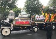 Hình ảnh linh cữu nguyên Chủ tịch nước - Đại tướng Lê Đức Anh tại TP.HCM
