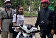 'Hiệp sĩ' lấy lại xe tay ga cho cô gái sau 2 giờ mất trộm