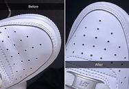Mẹo giúp giày da nhăn nhúm trở nên căng như mới
