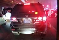 Tài xế chạy xe biển xanh gây tai nạn rồi bỏ chạy đã ra công an trình diện
